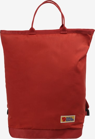 Fjällräven Sac à dos 'Vardag' en rouge, Vue avec produit