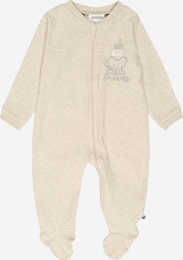 Pijamale JACKY pe bej, Vizualizare produs