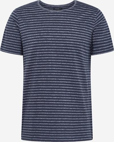 Matinique Tričko 'Jermane' - marine modrá / šedý melír, Produkt