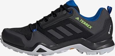 ADIDAS PERFORMANCE Lage schoen in de kleur Blauw / Basaltgrijs / Zwart, Productweergave