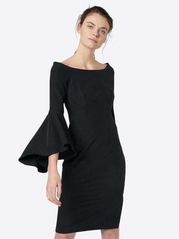 Coast 'roxie' Cocktail Robe Noir En De yYf76mIbvg