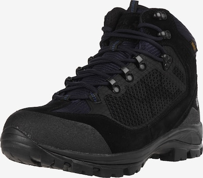 JACK WOLFSKIN Trekkingschuhe 'All Terrain Pro' in navy / schwarz, Produktansicht
