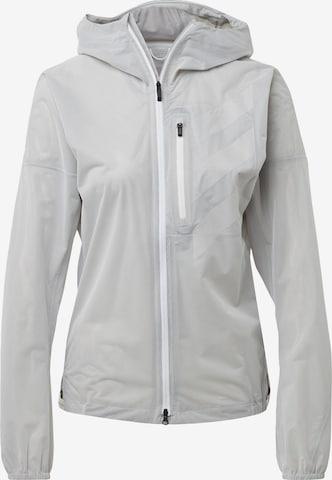 adidas Terrex Athletic Jacket 'Agravic' in Grey