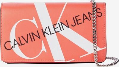 Calvin Klein Clutch in orange, Produktansicht
