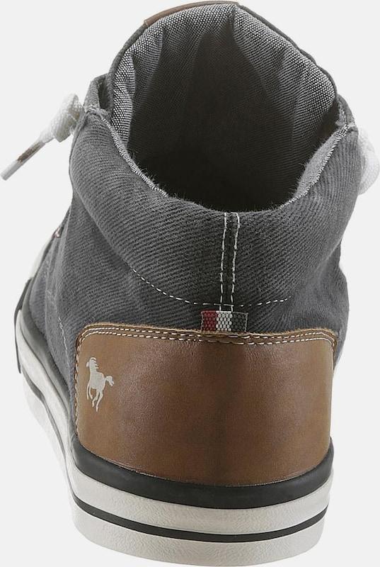Haltbare Mode billige Schuhe MUSTANG   Sneakers 'Easy' Schuhe Gut getragene Schuhe