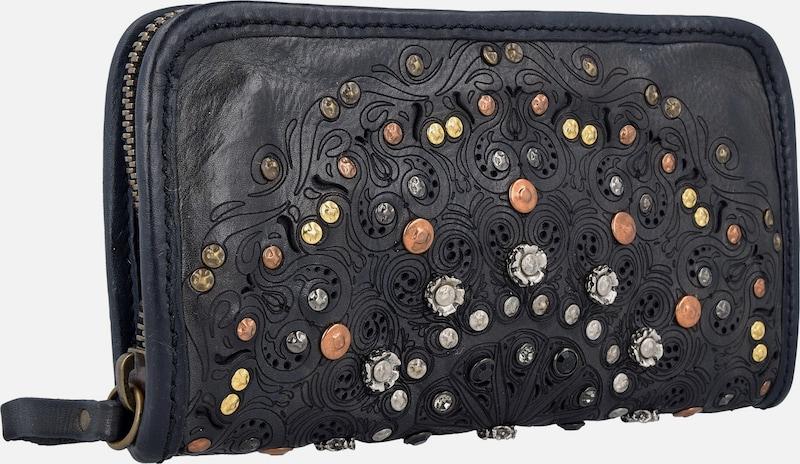 Campomaggi Portafoglio Geldbörse Leder 20 cm