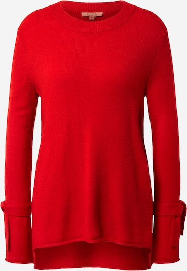 COMMA Pullover in rot, Produktansicht