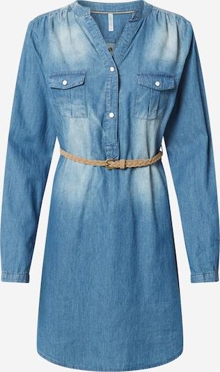 Hailys Skjortklänning 'Patty' i blå denim, Produktvy