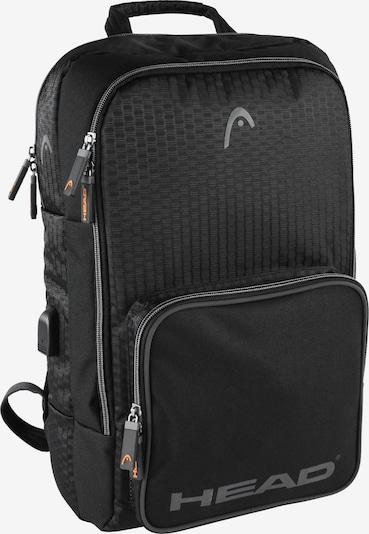 HEAD Sportrugzak in de kleur Grijs / Zwart, Productweergave