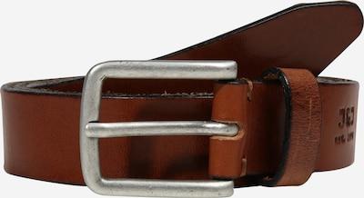 JACK & JONES Ledergürtel 'JACLEE' in braun, Produktansicht