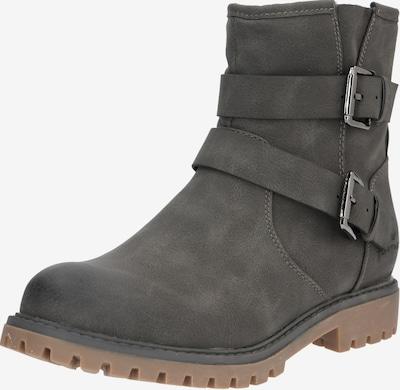 Auliniai batai iš TOM TAILOR , spalva - dūmų pilka, Prekių apžvalga