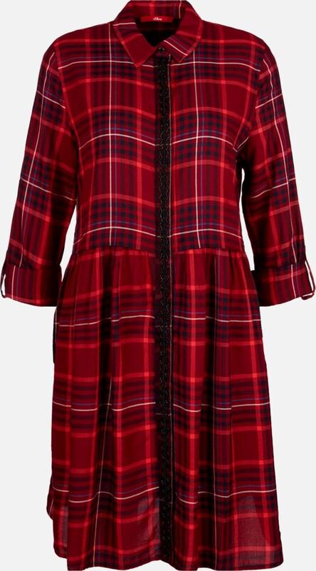 Kleid rotschwarz kariert neu mit Etikett