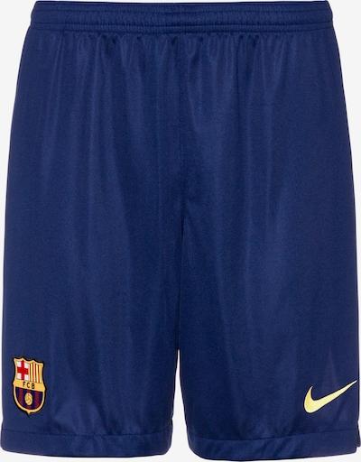 NIKE Shorts 'FC Barcelona 19/20 Heim' in blau / dunkelblau, Produktansicht