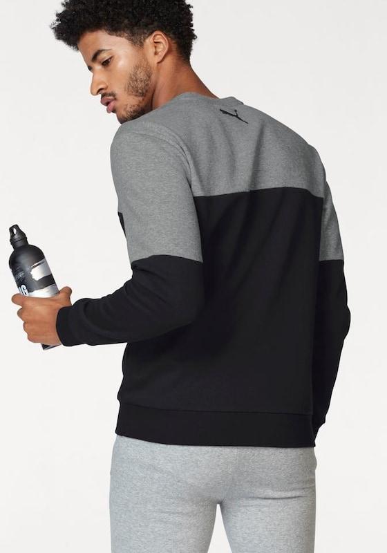 PUMA Sweatshirt REBELBLOCK CREW FL