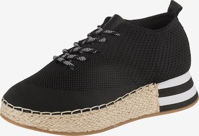 LA STRADA Schnürschuhe in schwarz, Produktansicht