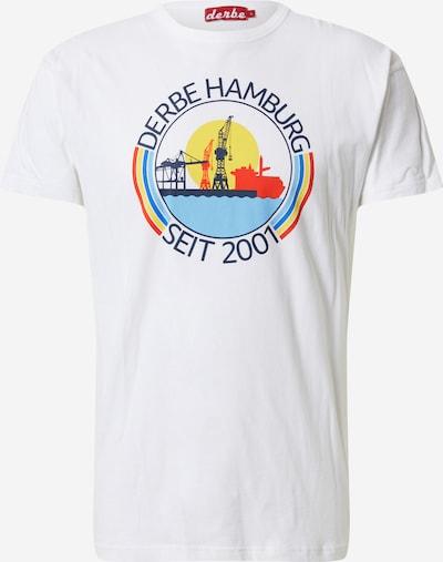Derbe Shirt 'Hafenring Boys' in mischfarben / weiß, Produktansicht