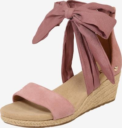 UGG Sandalen met riem 'Trina' in de kleur Rosa, Productweergave