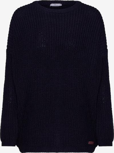 LTB Pullover 'YAFEDI' in schwarz, Produktansicht