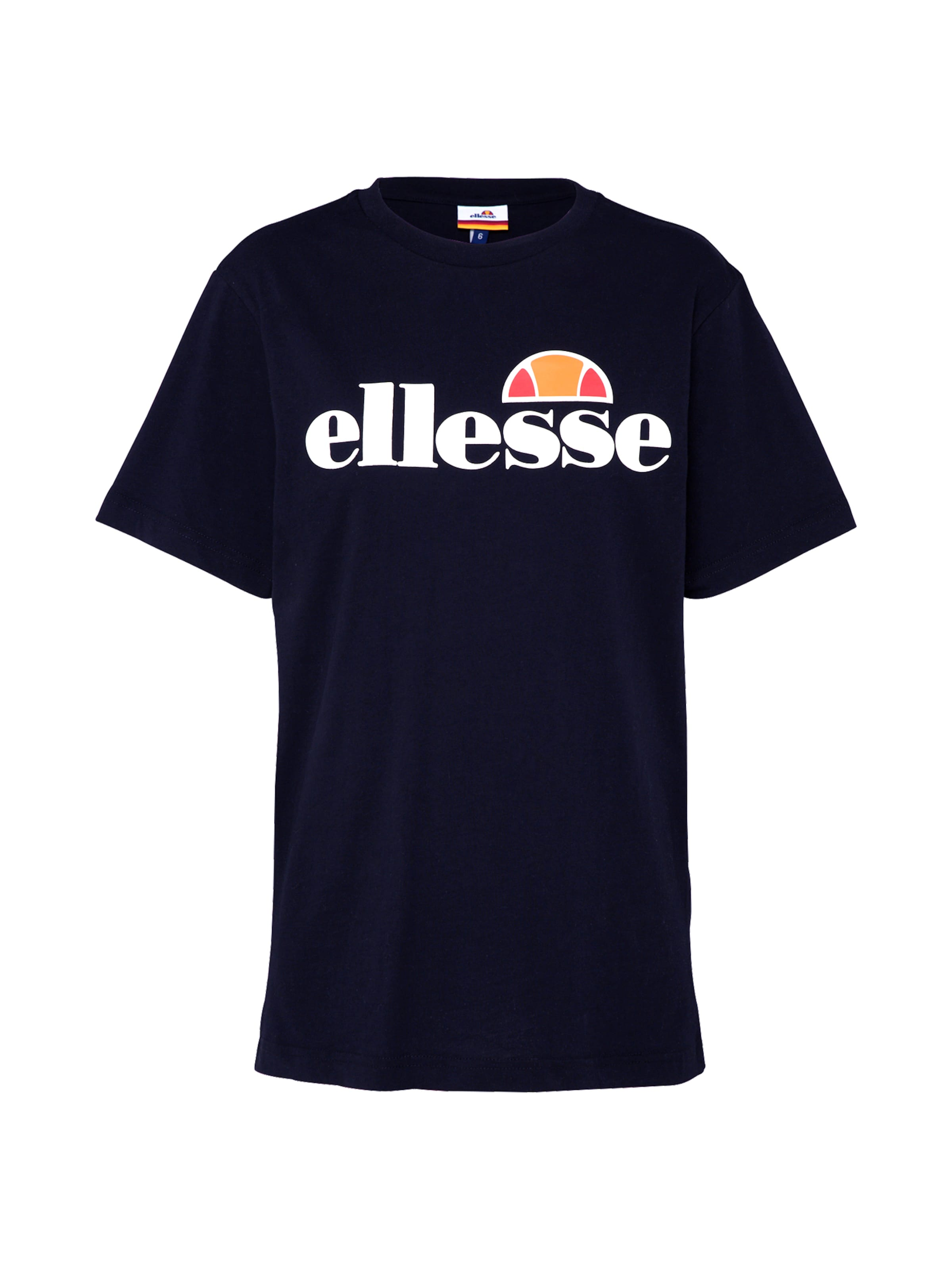 In Shirt Ellesse Navy 'albany' 5R4jAL