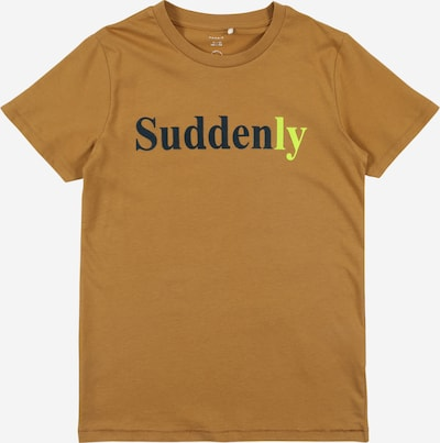 NAME IT Shirt 'Suddenly' in de kleur Kaki, Productweergave
