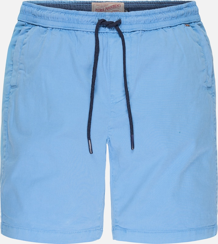 Petrol Industries KIDS Shorts in blau: Frontalansicht