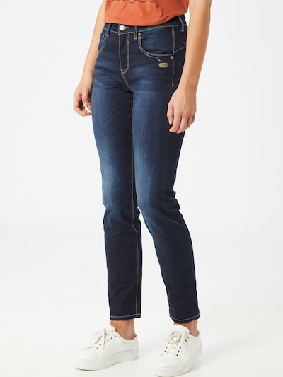 Gang Jeans 'Rubinia' in blue denim, Modelansicht