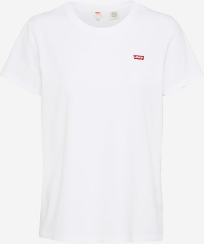 LEVI'S Shirt in Red / White, Item view