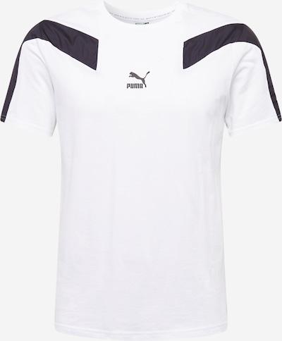 PUMA Funktionsskjorte i sort / hvid, Produktvisning