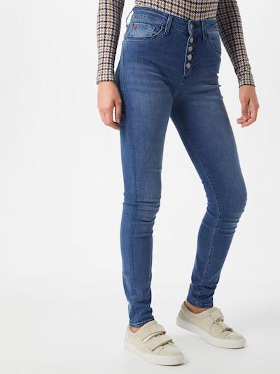 Mavi Jeans in blue denim, Modelansicht