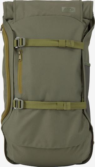 AEVOR Rucksack 'Travel Pack' in grün / oliv, Produktansicht