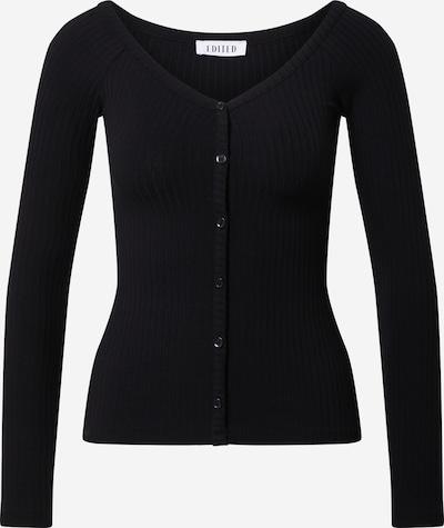 EDITED Shirt 'Carmen' in schwarz, Produktansicht
