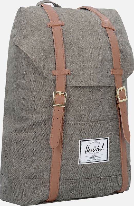 Herschel Rucksack mit Laptopfach 'Retreat Backpack 17 I'