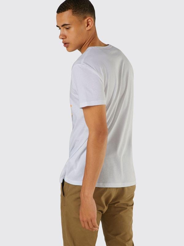 shirt T En Esprit CouleursBlanc Mélange De DIYeWEH29