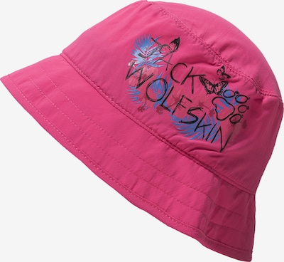 JACK WOLFSKIN Cap 'Magic Forest' in fuchsia, Produktansicht