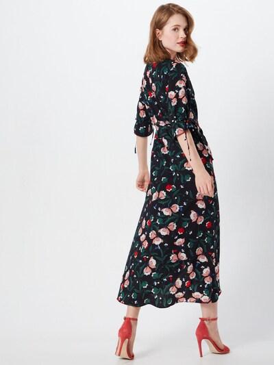 MICHALSKY FOR ABOUT YOU Kleid 'Malin dress' in mischfarben / schwarz: Rückansicht