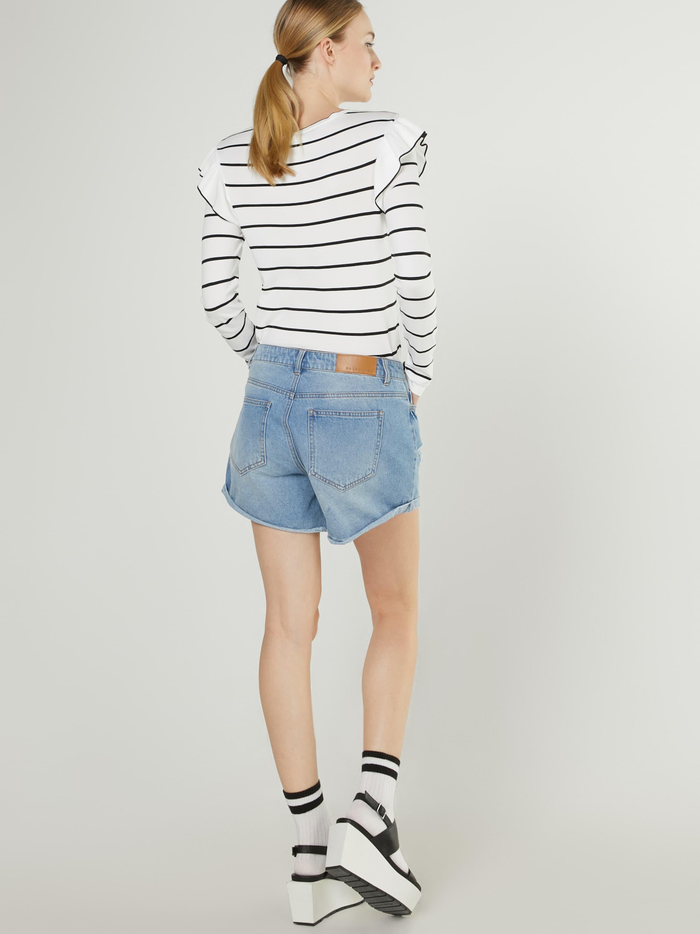 Denim 'immi' Blue May Short Jeans In Noisy SVqMUpz