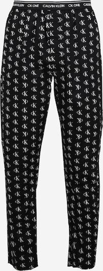 Calvin Klein Underwear Pantalon de pyjama en noir, Vue avec produit