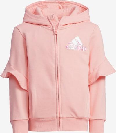 ADIDAS PERFORMANCE Sweatjacke in rosa, Produktansicht