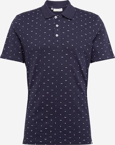 Casual Friday Poloshirt 'Torben' in navy, Produktansicht