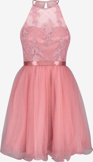 Vera Mont Cocktailkleid im Glitzer-Look in pink, Produktansicht