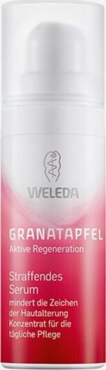 WELEDA 'Granatapfel' Straffendes Serum in rot / weiß, Produktansicht