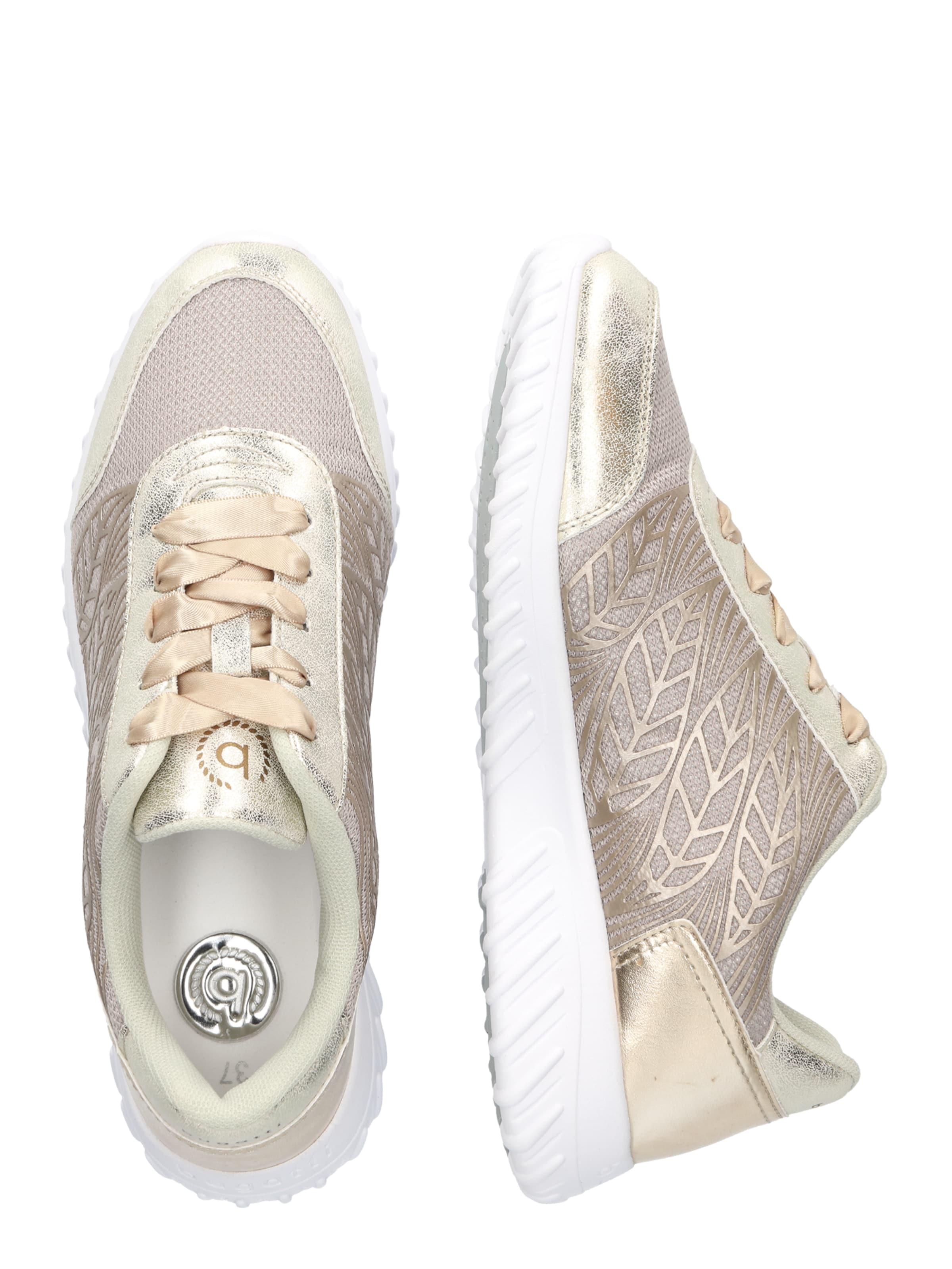 Mehrfarbig Erkunden Günstig Online bugatti Sneaker Low im Metallic-Look hKnDeZU