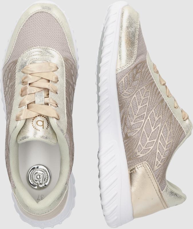 bugatti Sneaker Low im Metallic-Look