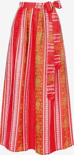 STOCKERPOINT Dirndlschürze in rot, Produktansicht
