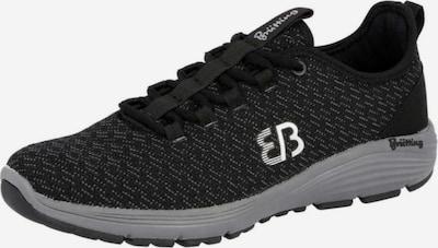 Brütting Lage schoen in de kleur Grijs / Zwart, Productweergave
