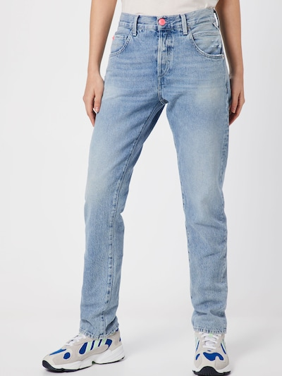 REPLAY Jeans 'ROXEL' in blau, Modelansicht