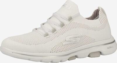 SKECHERS Sneaker in taupe / weiß, Produktansicht