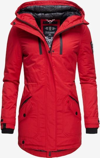 NAVAHOO Mantel in rot, Produktansicht