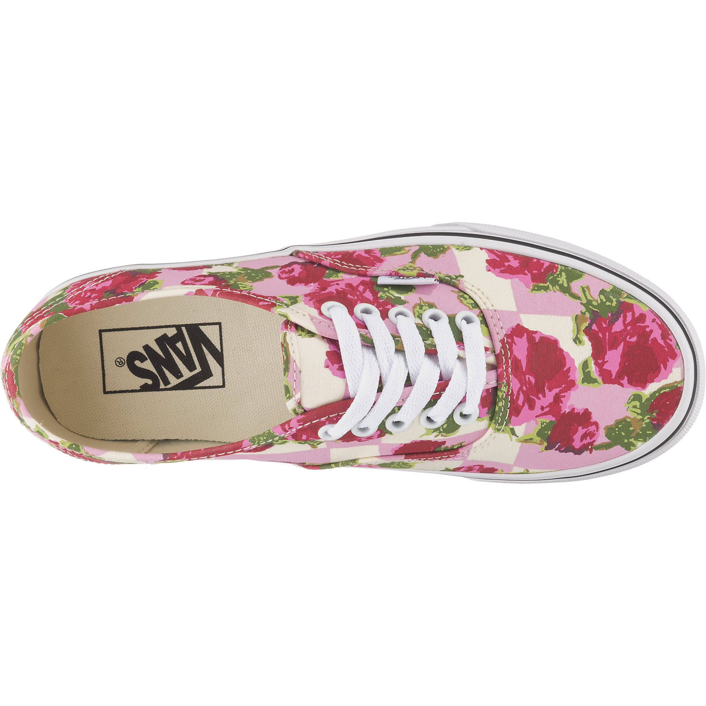 In Sneaker 'authentic' 'authentic' In Vans Vans Sneaker MischfarbenAltrosa nNvmwO80