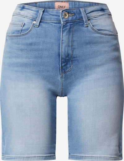 ONLY Jeansshorts 'ONLPAOLA' in blue denim, Produktansicht